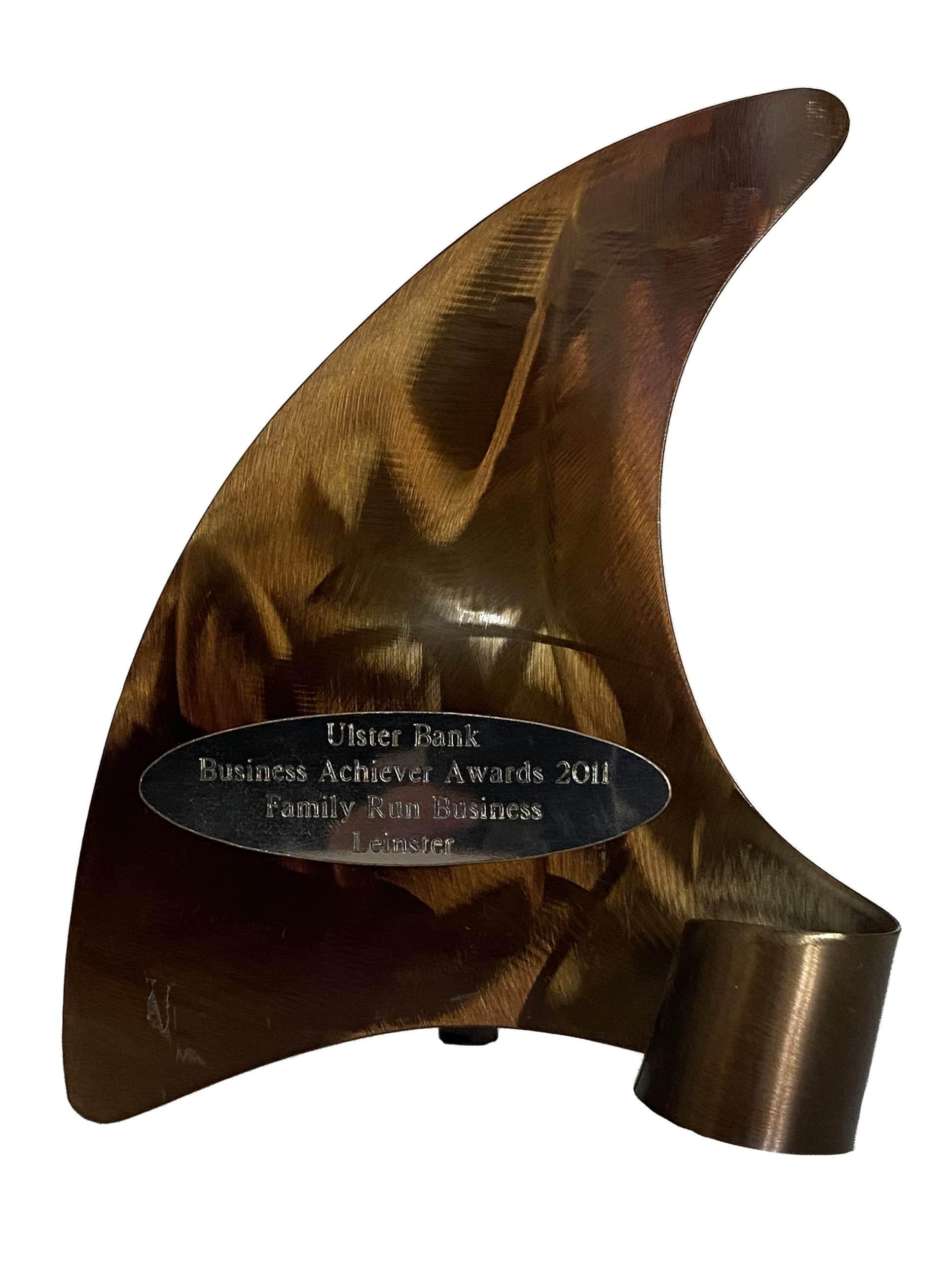 Ulster Bank award